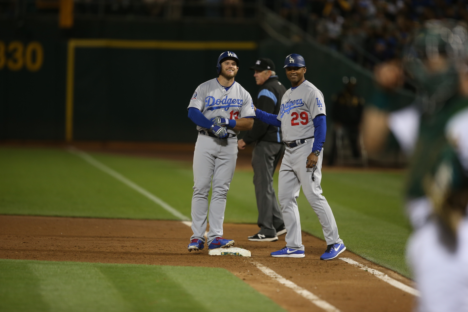 __A's,Dodgers_08-08-18_1250