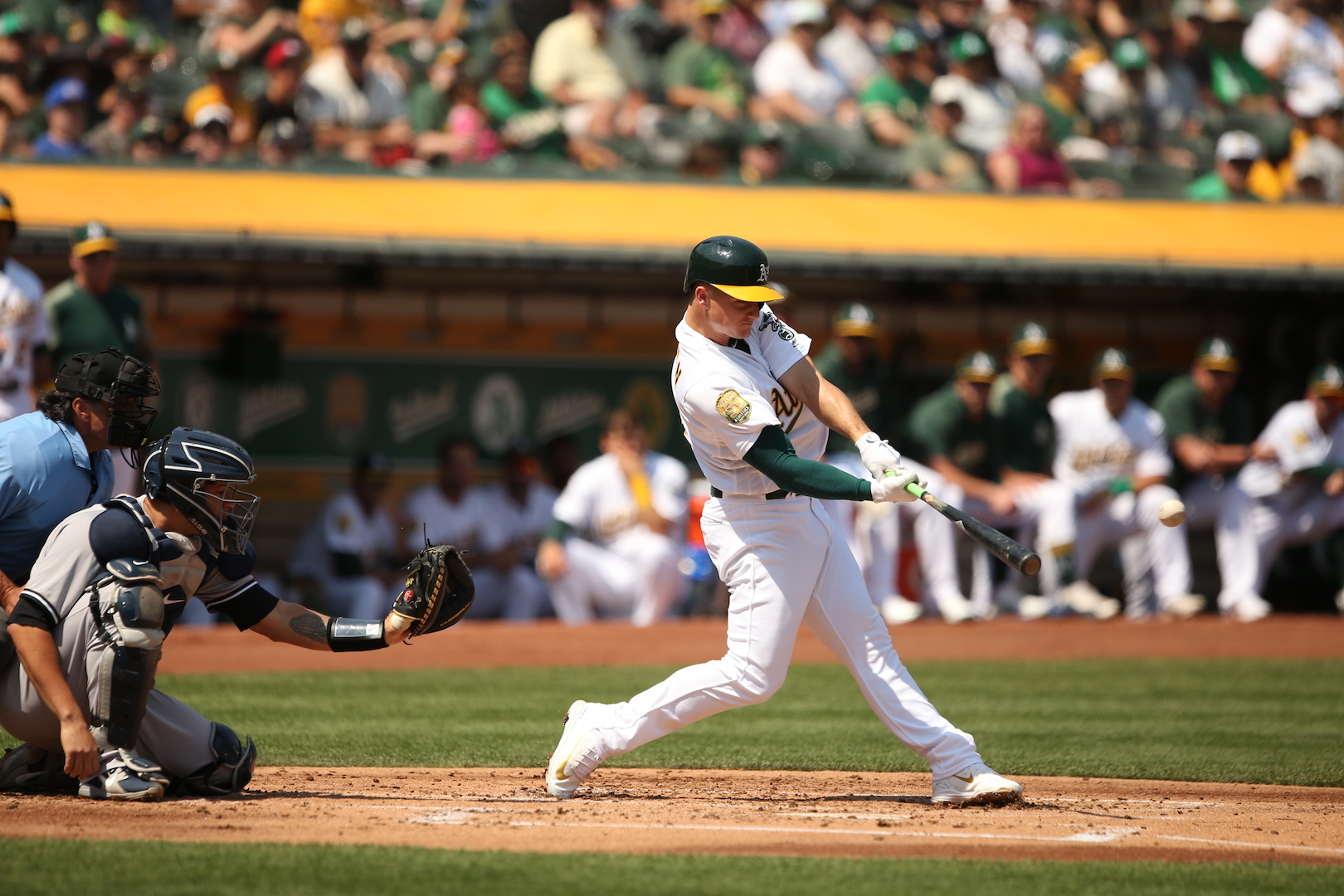 _A's,Yankees_09-03-18 0418