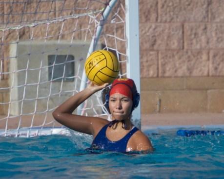 Alhambra Girls Waterpolo vs Benicia Photos by Mark Fierner (Martinez News-Gazette)