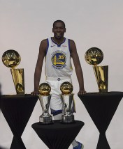 Golden State Warriors Media Day #35 Kevin Durant Photos by Gerome Wright ( Martinez News-Gazette )