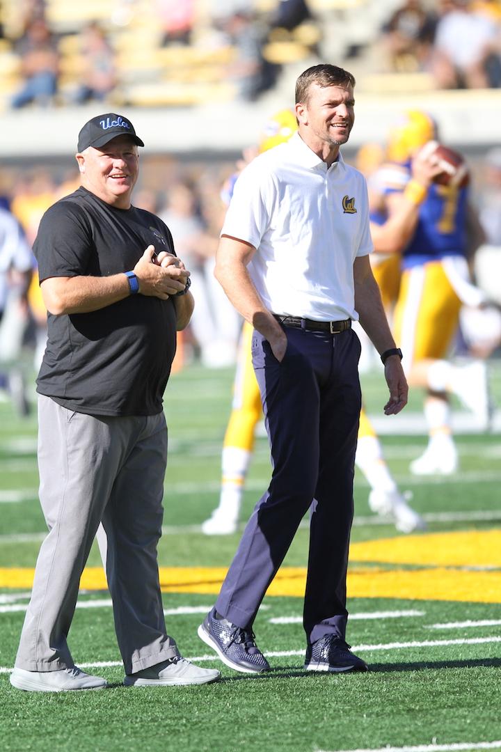 Cal Bears vs  UCLAPhotos by Guri Dhaliwal(Martinez News-Gazette)