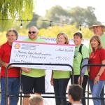 Shell/MEF Run For Education raises $90,000 for local schools