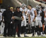 Oakland Raiders vs San Francisco 49ers Photos by Gerome Wright (Martinez News-Gazette)