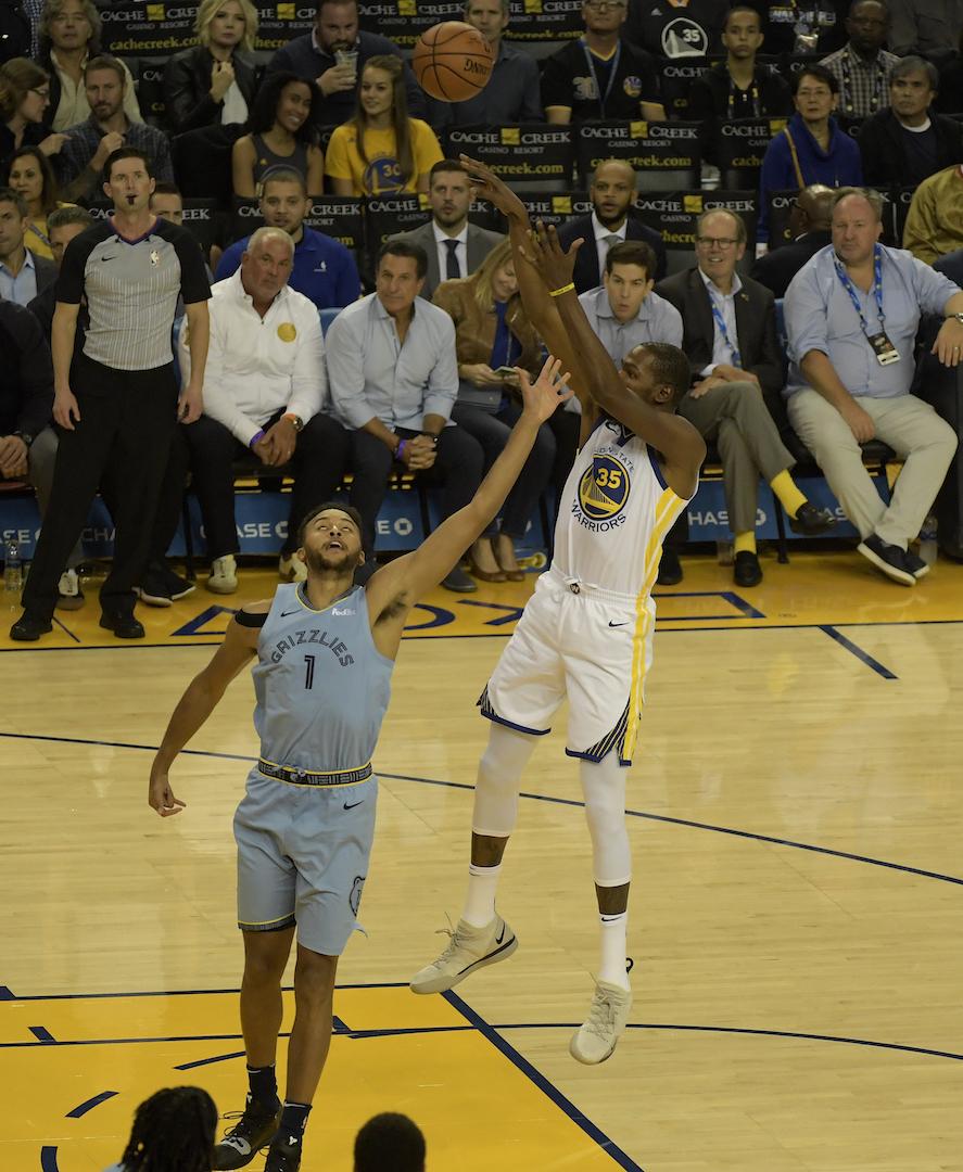 Golden State Warriors vs Memphis GrizzliesPhotos by Gerome Wright