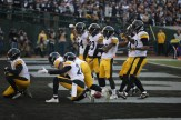 Oakland Raiders vs Pittsburgh Steelers Photos by Tod Fierner ( Martinez News-Gazette )
