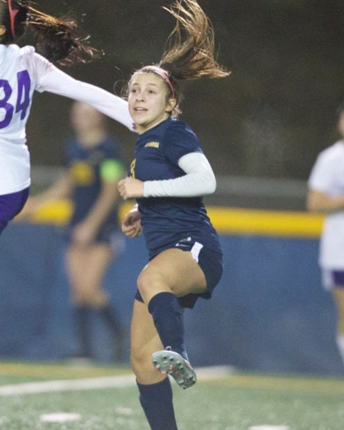 Alhambra Girls Soccer vs College Park Photos by Mark Fierner (Martinez News-Gazette)