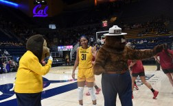 Cal Women's Basketball vs Washington St Photos by Gerome Wright (Martinez News-Gazette)