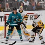 Sharks 5-2 over Penguins (photo gallery)