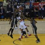 Warriors vs Pelicans Photos by Gerome Wright (Martinez News-Gazette)