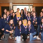 Alhambra High finishes second in Mock Trials competition
