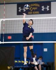 Alhambra Boy's Volleyball vs Antioch Photos by Mark Fierner (Martinez News-Gazette)
