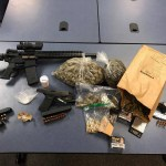 Martinez Police make two gun-related arrests