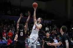 Saint Mary's vs Pacific Tigers Photos by Tod Fierner (Martinez News-Gazette)