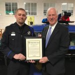 Thompson announces Contra Costa public safety Heroes