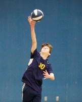 Alhambra Boys Volleyball vs Miramonte Matadores.