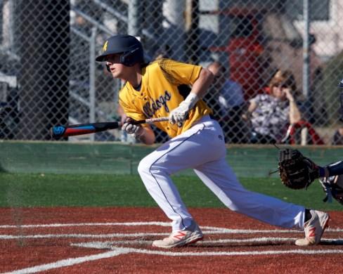 Alhambra Baseball vs Campolindo Photos by Mark Fierner (Martinez News-Gazette)