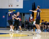 Alhambra Boy's Volley vs Berean Christian Photos by Mark Fierner (Martinez News-Gazette)