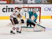 San Jose Sharks vs Chicago Blackhawks Photos by Guri Dhaliwal (Martinez News-Gazette)
