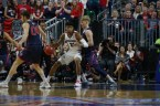 West Coast Conference Championship Saint Mary's Gaels vs Gonzaga Bulldogs Zags #21 Rui Hachimura Photos by Tod Fierner (Saint Mary's College Photographer)
