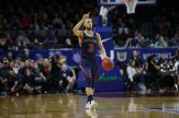 West Coast Conference Championship Saint Mary's Gaels vs Gonzaga Bulldogs #3 Jordan Ford Photos by Tod Fierner (Saint Mary's College Photographer)