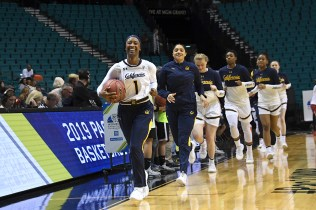 March 07, 2019 :LAS VEGAS, NV, United States: against the Washington State University vs Cal at MGM GRAND GARDEN ARENA. Cal defeated WSU 77-58. Credit: Gerome Wright