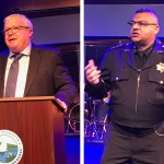 Schroder, Sappal give 'State of City' address