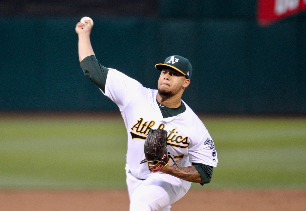 Oakland A's vs Houston Astros