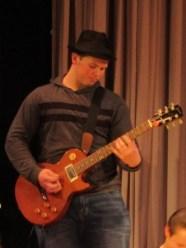 John Kelly on Guitar