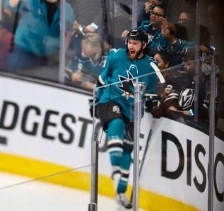 San Jose Sharks vs Las Vegas Golden Knights NHL Playoffs Game 5 Photos by Guri Dhaliwal (Martinez News-Gazette)