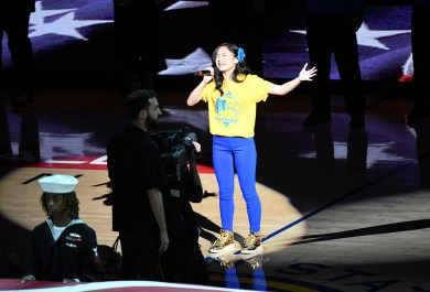 Golden State Warriors vs LA Clippers Game 1 NBA Playoffs Photos by Gerome Wright (Martinez News-Gazette)