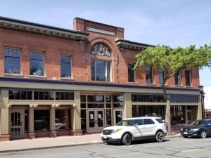 604 Ferry Street in downtown Martinez.