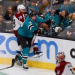 Sharks take 3-2 lead over Colorado
