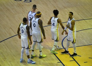 Golden State Warriors vs Toronto Raptors NBA Championship game 3. Photos by Gerome Wright (Martinez News-Gazette)