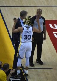 Golden State Warriors vs Toronto Raptors NBA Championship game 3. Photos by Gerome Wright (Martinez News-Gazette)