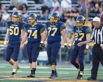 Alhambra Bulldogs vs Oakland Tech Photos by Mark Fierner (Martinez News-Gazette)