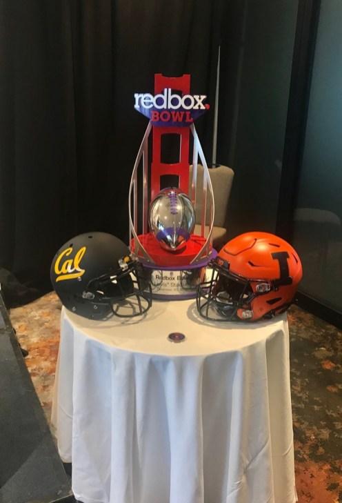 Redbox Bowl Photo by Tod Fierner (Martinez News-Gazette)