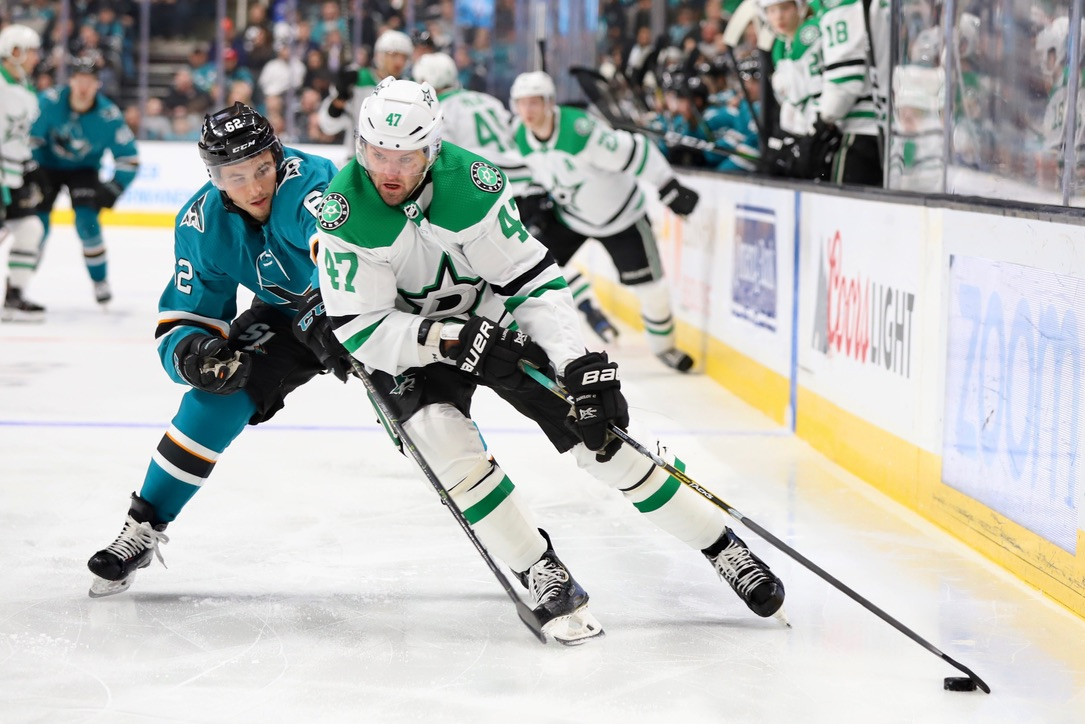 San Jose Sharks vs Dallas StarsPhotos by Guri DhaliwalMartinez News-Gazette