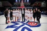Saint Mary's Women's Basketball vs Pepperdine Wave Photos by Tod Fierner Martinez News-Gazette