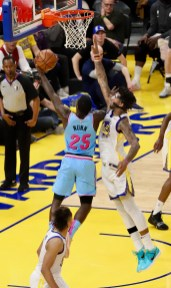 Golden State Warriors vs Miami Heat Photos by Guri Dhaliwal Martinez News-Gazette