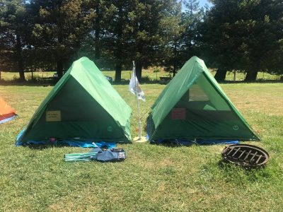 Martinez Scouts lose camping equipment to thieves