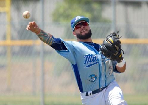 Martinez Sturgeons Baseball vs Santa Cruz Seaweed Photos by Mark Fierner 7/18/2021