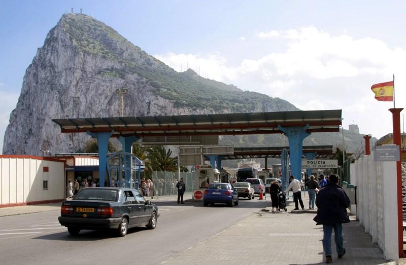 Gibraltar, colonia británica en España