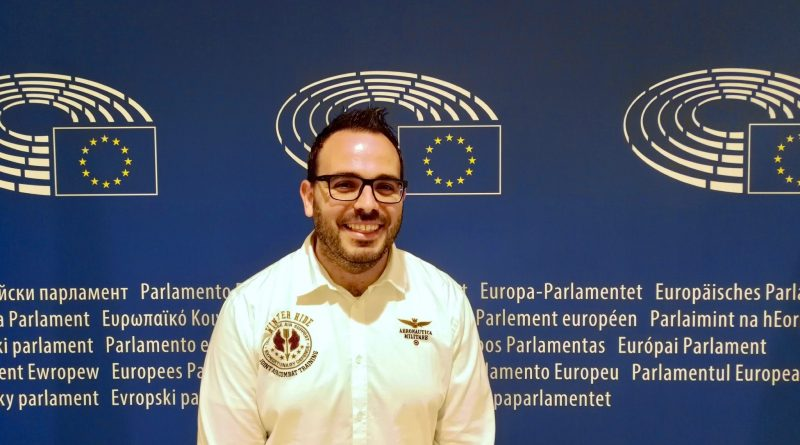 En el Parlamento Europeo, Bruselas