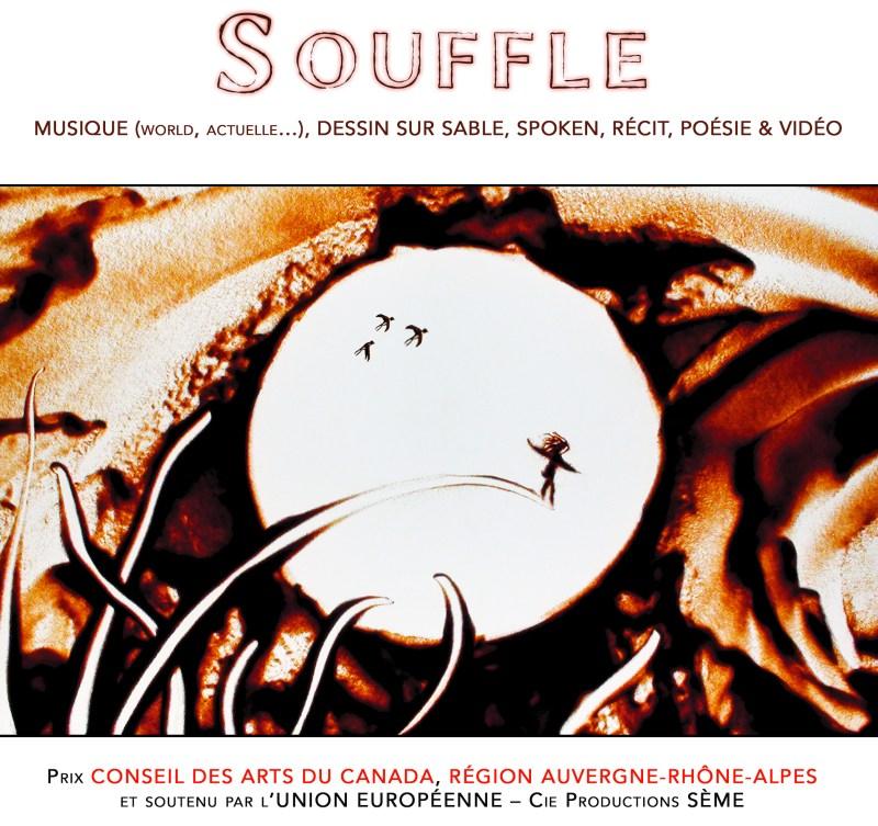 SOUFFLE - Martin Ferron