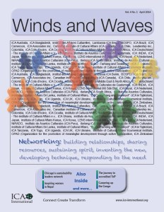 ICAI Winds and Waves, April 2014 - cover