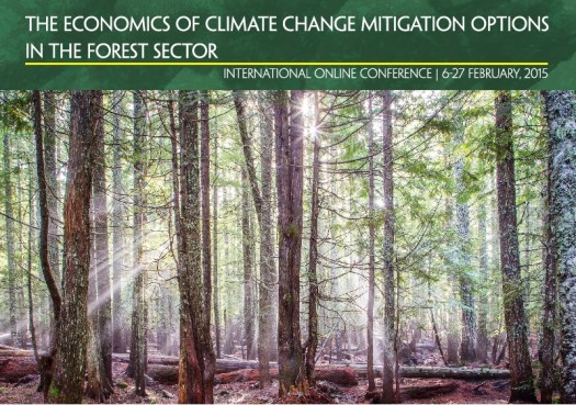 Economics of climate change mitigation options in the forest sector