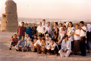 ICA MENA staff August 1995