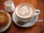 IAF coffee cup
