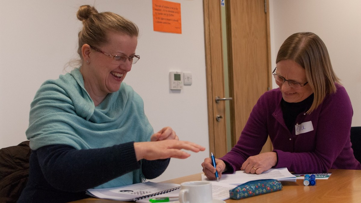 ICAUK ToP Participatory Strategic Planning training, 2013 at NCVO in London - photo Adam Swann, facilitation Martin Gilbraith #ToPfacilitation 7