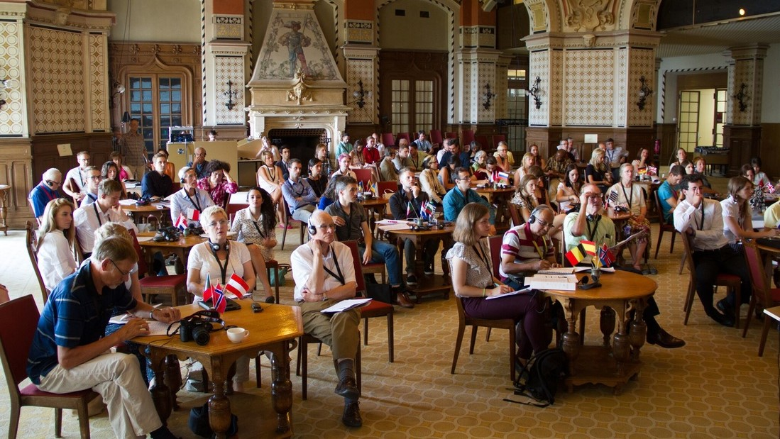IofC Addressing Europe's Unfinished Business conference, 2015 at Caux - photo Caux Foundation, facilitation Martin Gilbraith #Caux2015 #ToPfacilitation 3